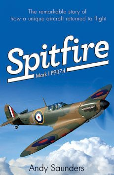 Spitfire, Andy Saunders
