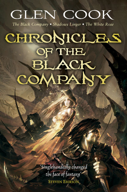 Chronicles of the Black Company, Glen Cook