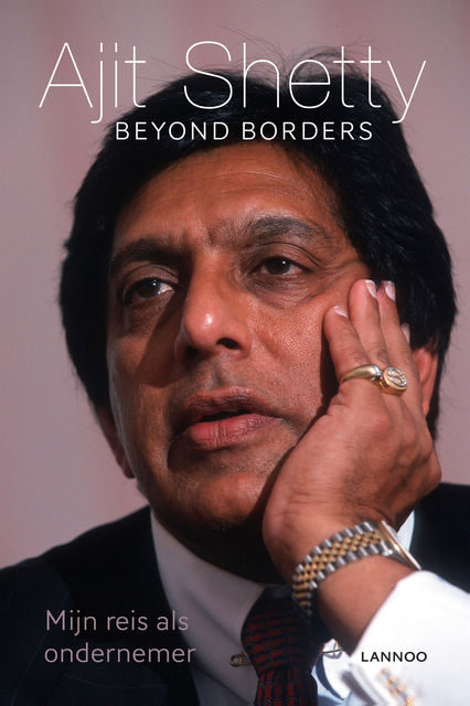 Beyond borders, Ajit Shetty
