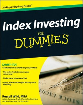 Index Investing For Dummies, Russell Wild