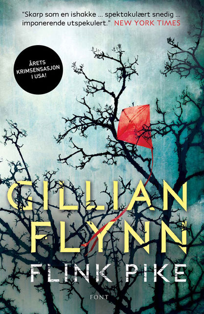 Flink pike, Gillian Flynn