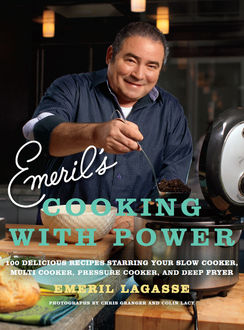 Emeril's Cooking with Power, Emeril Lagasse