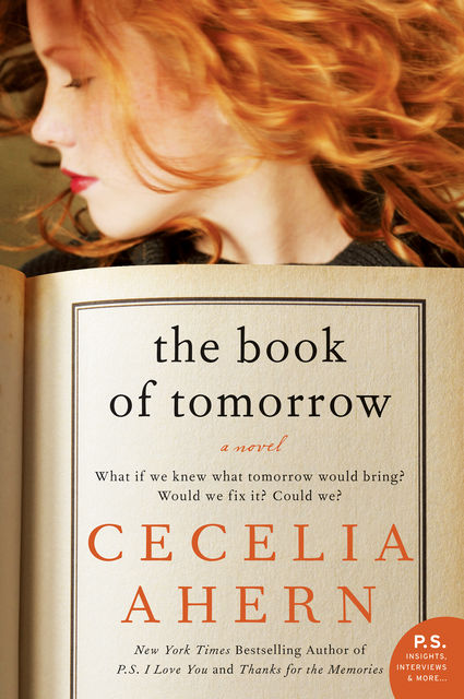 The Book of Tomorrow, Cecelia Ahern