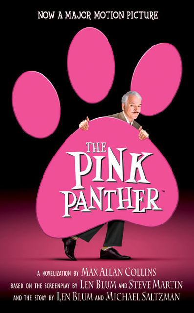 The Pink Panther, Max Allan Collins