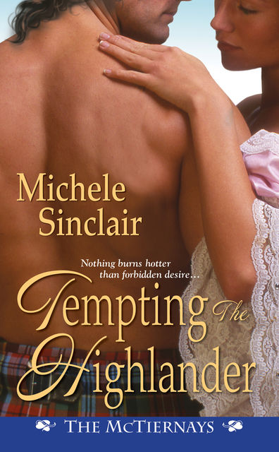 Tempting the Highlander, Michele Sinclair