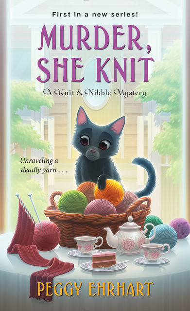 Murder, She Knit, Peggy Ehrhart