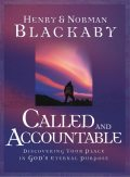 Called and Accountable (Trade Book), Henry Blackaby