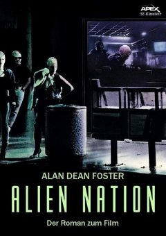 ALIEN NATION, Alan Dean Foster