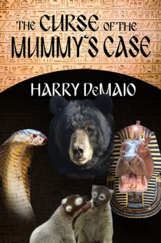 The Curse of the Mummy's Case, Harry DeMaio