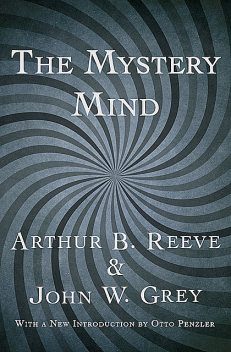 The Mystery Mind, John Gray, Arthur B.Reeve