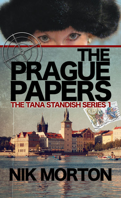 The Prague Papers, Nik Morton