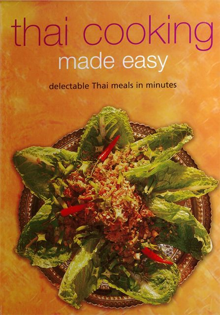 Thai Cooking Made Easy, Periplus Editions