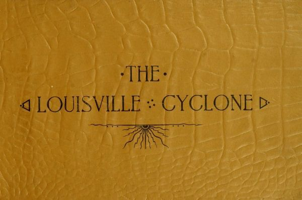 Louisville, Ky. after the Cyclone, March 27, 1890, E. Klauber