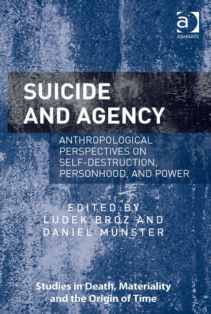 Suicide and Agency, Ludek Broz