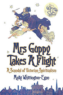 Mrs Guppy Takes A Flight, Molly Whittington-Egan