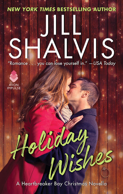 Holiday Wishes, Jill Shalvis