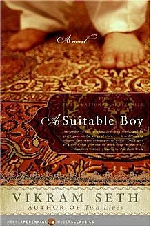 A Suitable Boy, Vikram Seth