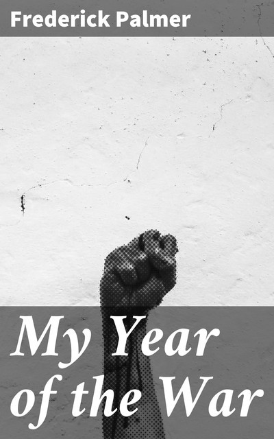 My Year of the War, Frederick Palmer