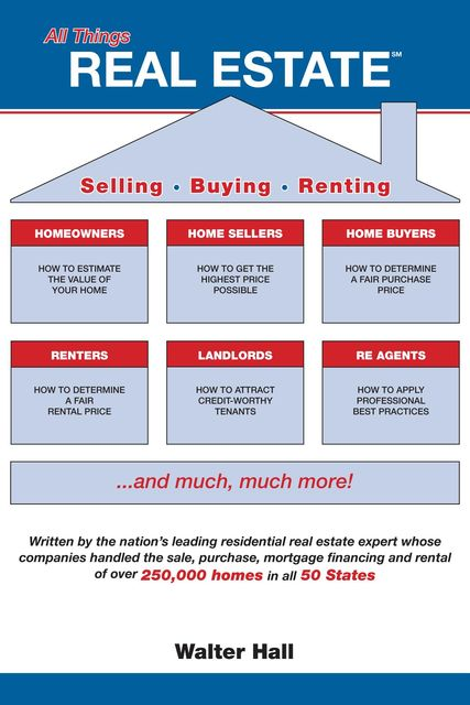 All Things REAL ESTATE, Walter Hall