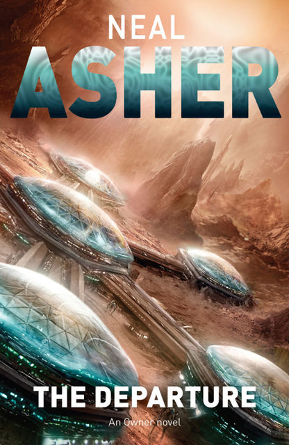 The Departure, Neal Asher