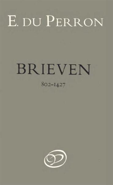 Brieven. Deel 3. 1 april 1931–31 december 1932, E. du Perron