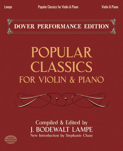 Popular Classics for Violin and Piano, Stephanie Chase
