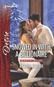 Snowed in with a Billionaire, Karen Booth