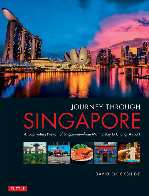 Journey Through Singapore, David Blocksidge