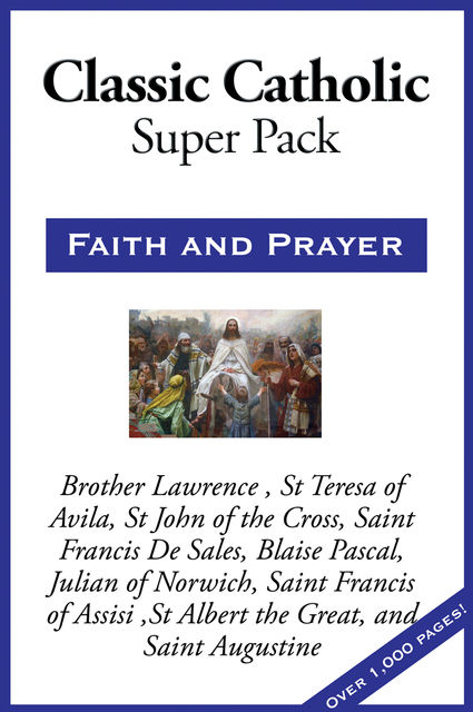 Sublime Classic Catholic Super Pack, Brother Lawrence