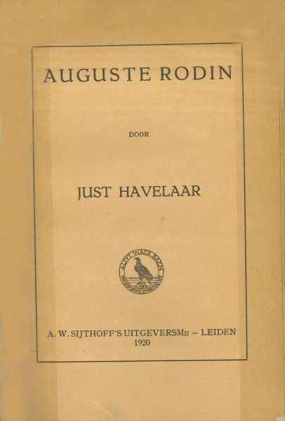 Auguste Rodin, Just Havelaar