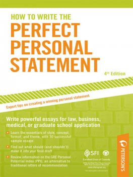 How to Write the Perfect Personal Statement, Mark Stewart