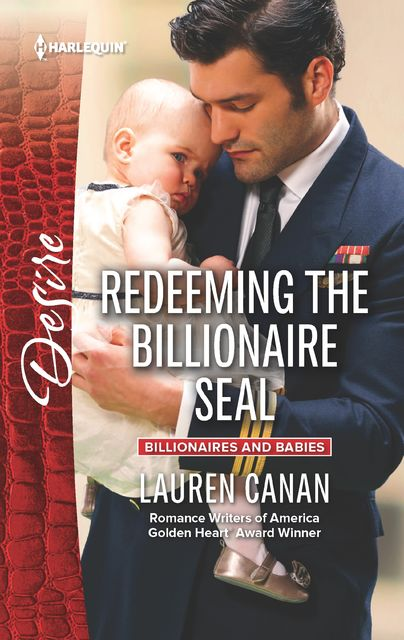 Redeeming the Billionaire SEAL, Lauren Canan