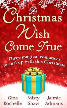 Christmas Wish Come True, Gina Rochelle, Jaimie Admans, Misty Shaw