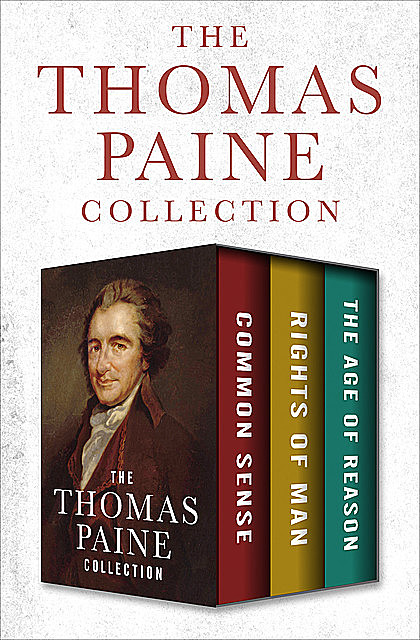 The Thomas Paine Collection, Thomas Paine