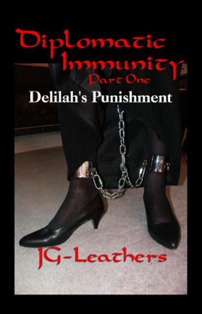 Diplomatic Immunity, Part One, JG Leathers