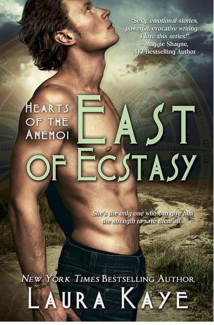 East of Ecstasy (Hearts of the Anemo), Laura Kaye