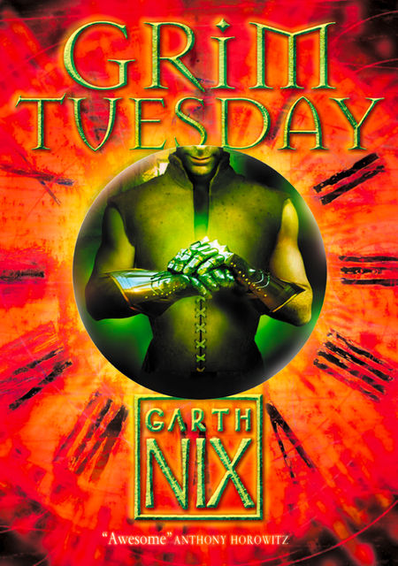 Grim Tuesday (The Keys to the Kingdom, Book 2), Garth Nix