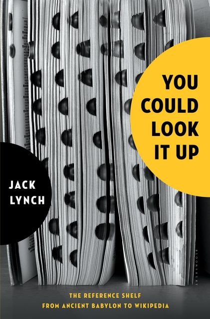 You Could Look It Up, Jack Lynch