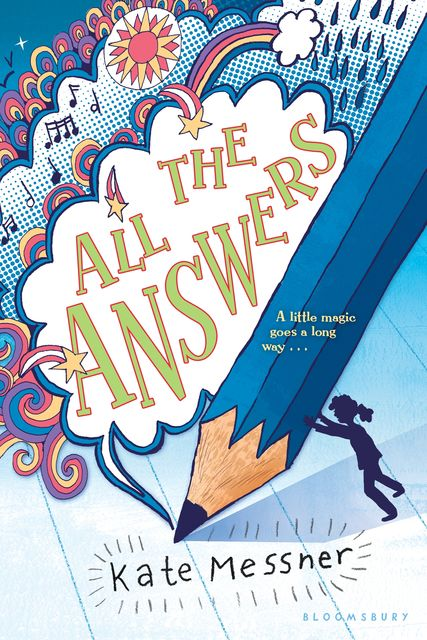 All the Answers, Kate Messner