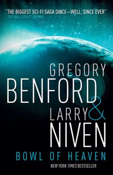 Bowl of Heaven, Larry Niven, Gregory Benford