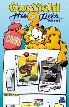 Garfield #35 (9 Lives Part Three), Scott Nickel