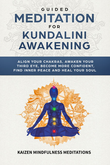 Guided Meditation for Kundalini Awakening, Emma White