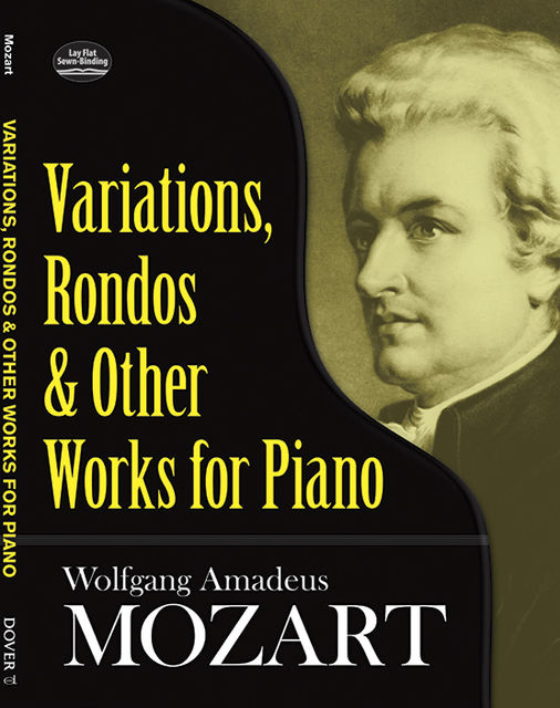 Variations, Rondos and Other Works for Piano, Wolfgang Amadeus Mozart