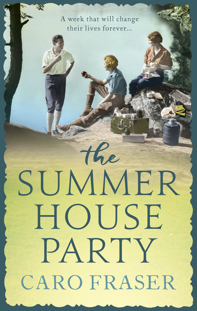 The Summer House Party, Caro Fraser