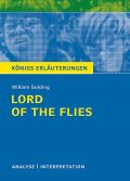 Lord of the Flies (Herr der Fliegen) von William Golding, William Golding, Sabine Hasenbach