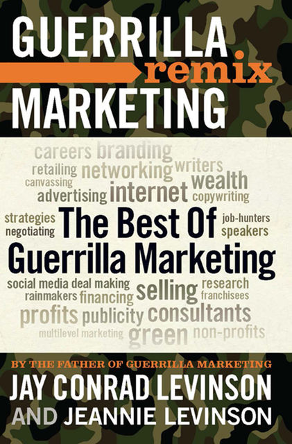 The Best of Guerrilla Marketing, Jay Levinson, Jeannie Levinson