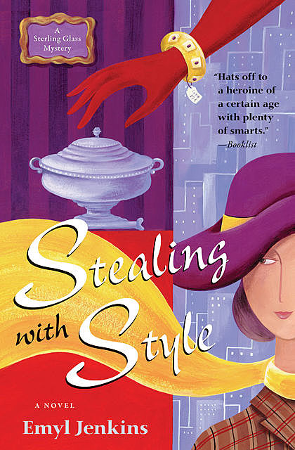 Stealing with Style, Emyl Jenkins