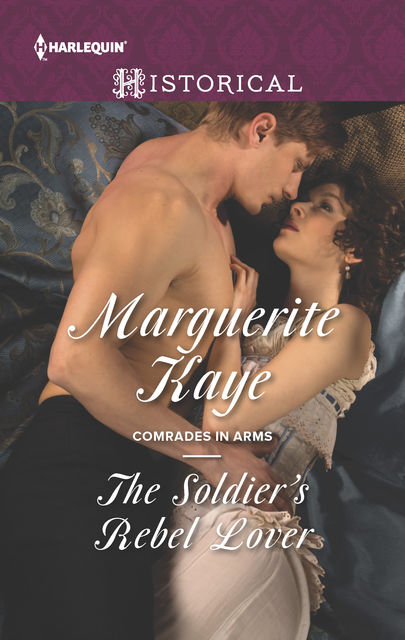 The Soldier's Rebel Lover, Marguerite Kaye