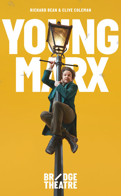 Young Marx, Richard Bean, Clive Coleman