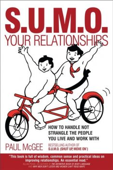SUMO Your Relationships, Paul McGee